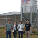 Клиент из Армении посетил наш завод