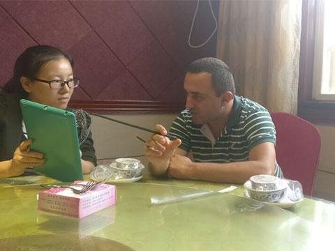 клиент из Армении купил клетки для кур несушек